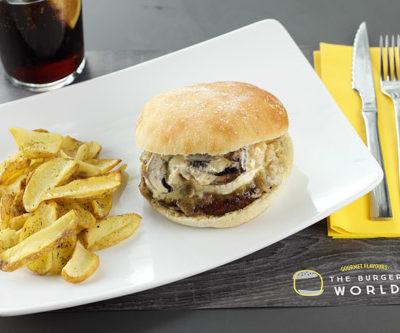 carta de alérgenos The Burger World Segovia hamburguesas